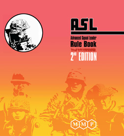 ASL Rulebook Cover