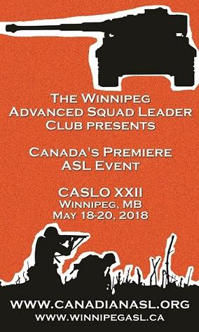 CASLO XXII Poster