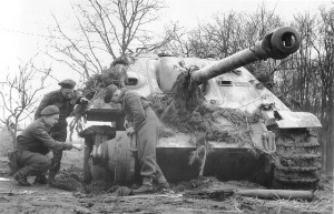 tank wreck